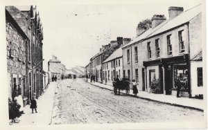 old photo of shop mill street comber county down
